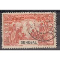 Timbres du Senegal - numéro 112 - oblitéré