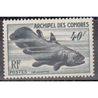 Timbres des Comores - Numéro 13 - Neuf avec charnière
