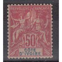 Cote d'Ivoire - Numéro 11  - Neuf avec charnière