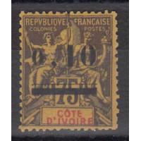 Cote d'Ivoire - Numéro 19  - Neuf avec charnière