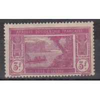 Cote d'Ivoire - Numéro 83 - Neuf avec charnière