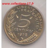 5 Centimes Marianne 1976
