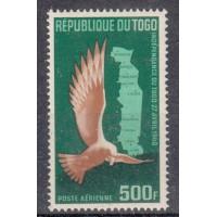 Togo - Numéro PA 36 - neuf avec charnière