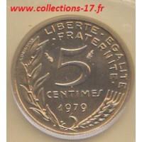 5 Centimes Marianne 1979