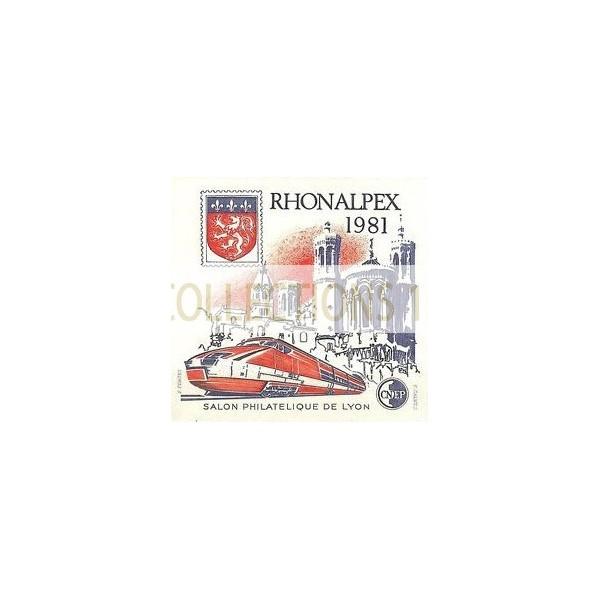 Bloc CNEP numéro 2 de 1981