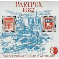 France 1982 - Bloc CNEP numéro 3 - Neuf