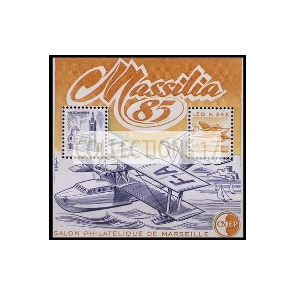 Bloc CNEP numéro 6 de 1985