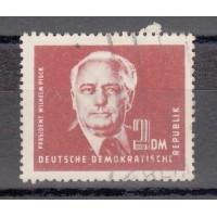 Rep. Démocratique d'Allemagne - numéro 9 - oblitéré