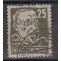 Rep. Démocratique d'Allemagne - numéro 98 - oblitéré