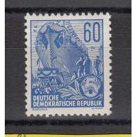 Rep. Démocratique d'Allemagne - numéro 160 - neuf avec charnière