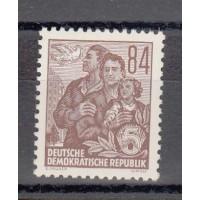 Rep. Démocratique d'Allemagne - numéro 162 - neuf avec charnière
