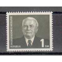 Rep. Démocratique d'Allemagne - numéro 258 - neuf avec charnière