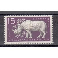 Rep. Démocratique d'Allemagne - numéro 278 - neuf avec charnière