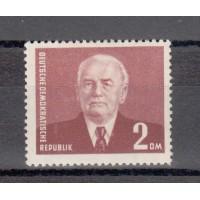 Rep. Démocratique d'Allemagne - numéro 343 - neuf avec charnière