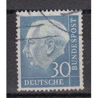 Allemagne Fédérale - numéro 70 - oblitéré