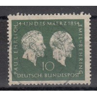 Allemagne Fédérale - numéro 73 - oblitéré
