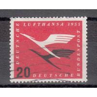 Allemagne Fédérale - numéro 84 - oblitéré