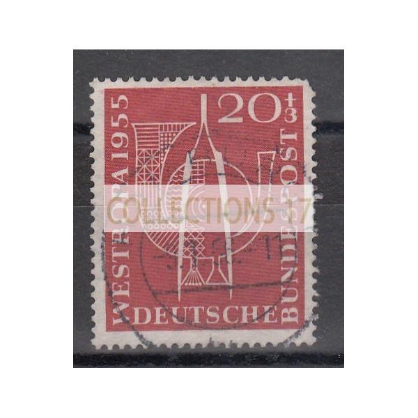 Allemagne Fédérale - numéro 94 - oblitéré