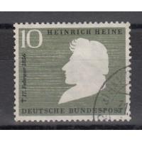 Allemagne Fédérale - numéro 103 - oblitéré