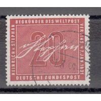 Allemagne Fédérale - numéro 104 - oblitéré
