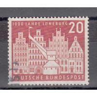 Allemagne Fédérale - numéro 106 - oblitéré