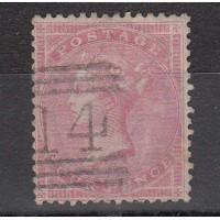 Grande Bretagne - Numéro 18 - Oblitéré