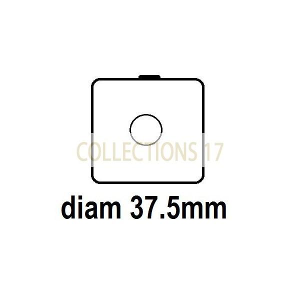 Carton - diam 37.5mm - à Agrafer
