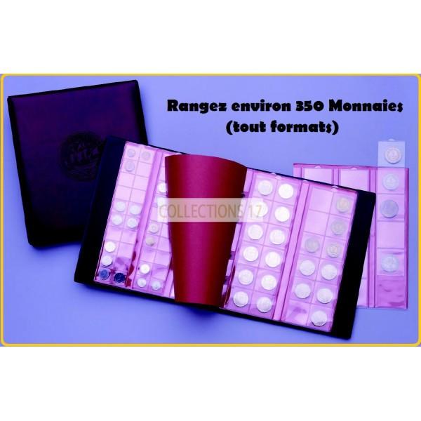 """Classeurs Louis """"ROUGE"""" - Caravelle + 10 feuilles"""