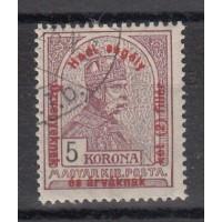 Hongrie - numéro 158 - oblitéré