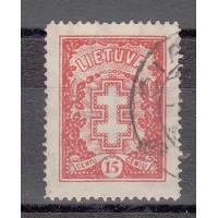 Lituanie - numéro 337 - oblitéré