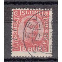 Islande - numéro 88 - oblitéré