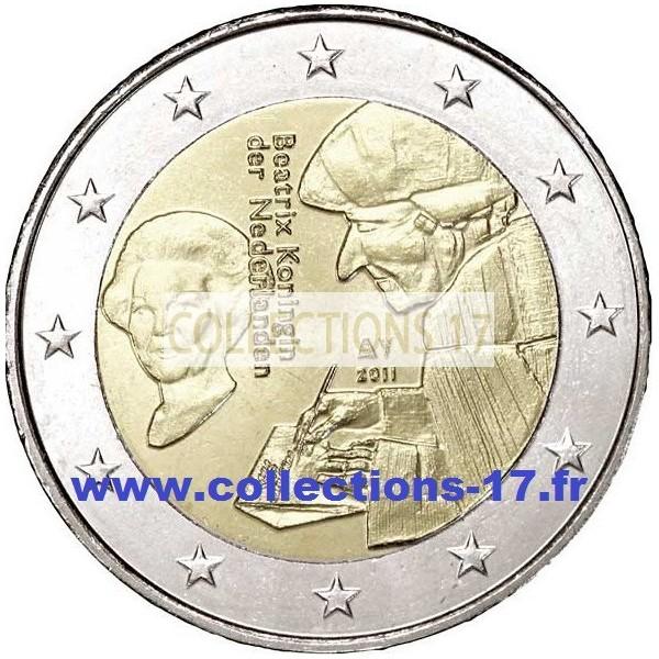 2 €uros Pays-Bas 2011