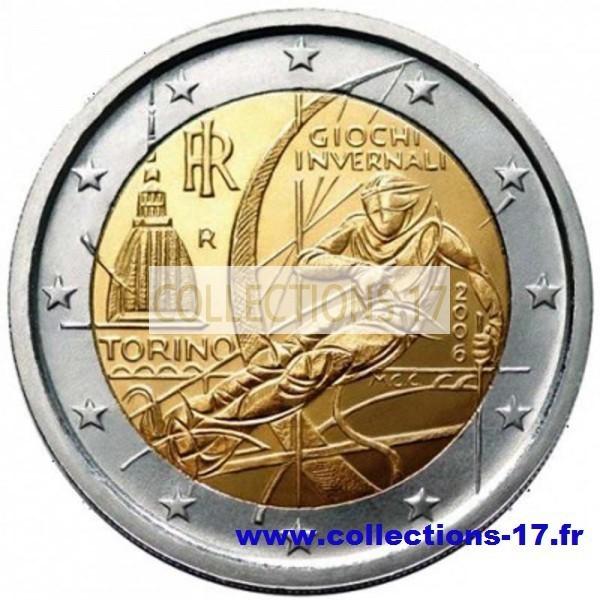 2 €uros Italie 2006