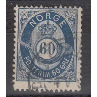 Norvege - numéro 31 - oblitéré