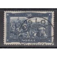 Norvege - numéro 150 - oblitéré