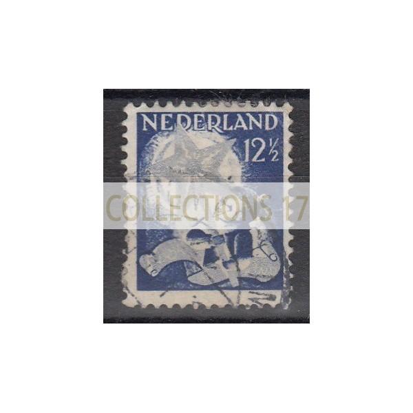 Pays-Bas - numéro 262 - oblitéré