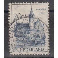 Pays-Bas - numéro 558 - oblitéré