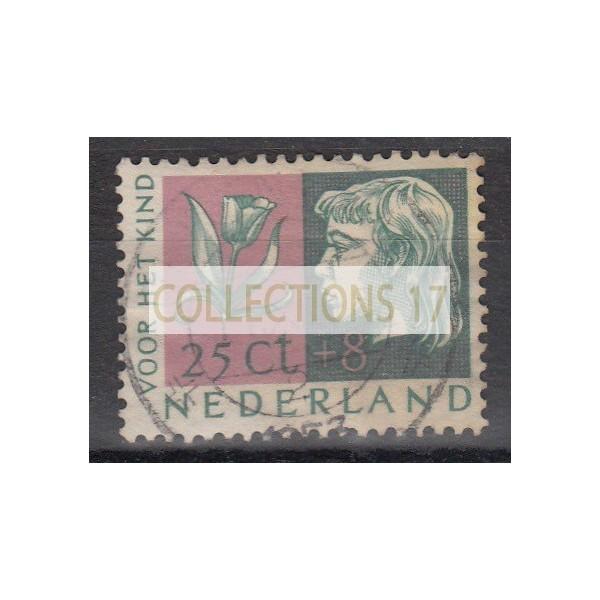Pays-Bas - numéro 617 - oblitéré