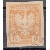 Pologne - numéro 139 - oblitéré