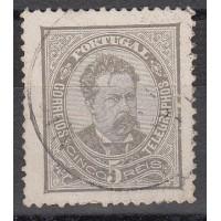 Portugal - numéro 56 C - oblitéré