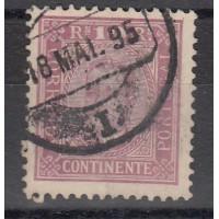 Portugal - numéro 67 A - oblitéré