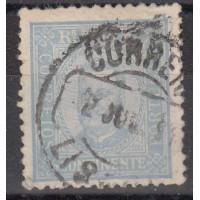 Portugal - numéro 71 A - oblitéré
