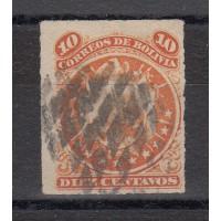Bolivie - numéro 26 - oblitéré