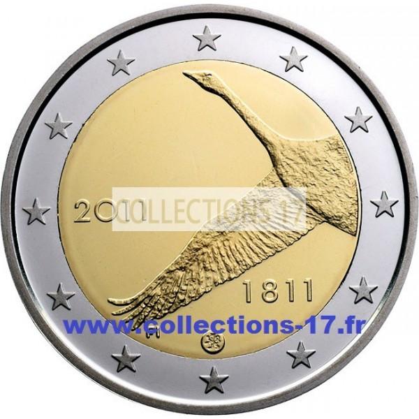 2 €uros Finlande 2011