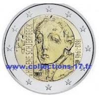 2 €uros Finlande 2012 (UNC Sortie de Rouleau)