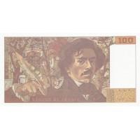 100 Francs Delacroix 1993