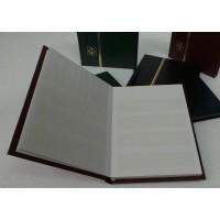 Classeur à bandes - 16 pages - petit format - Coloris  Bleu