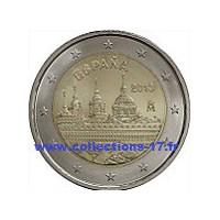 2 €uros Espagne 2013 (UNC Sortie de Rouleau)