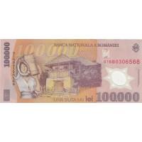 1000000 Lei - 2001 - Roumanie