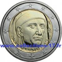 2 €uros Italie 2013 (UNC Sortie de Rouleau)